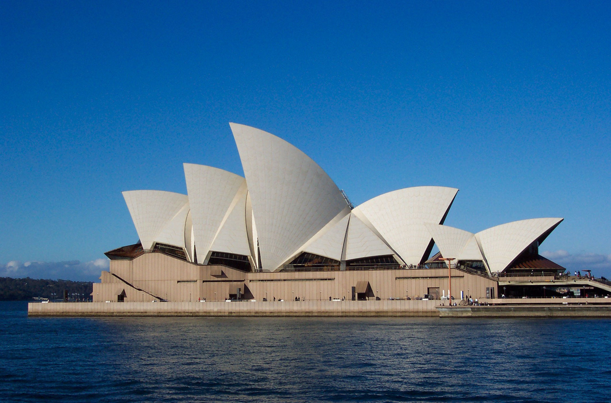 CWP Renewables Sydney opera house